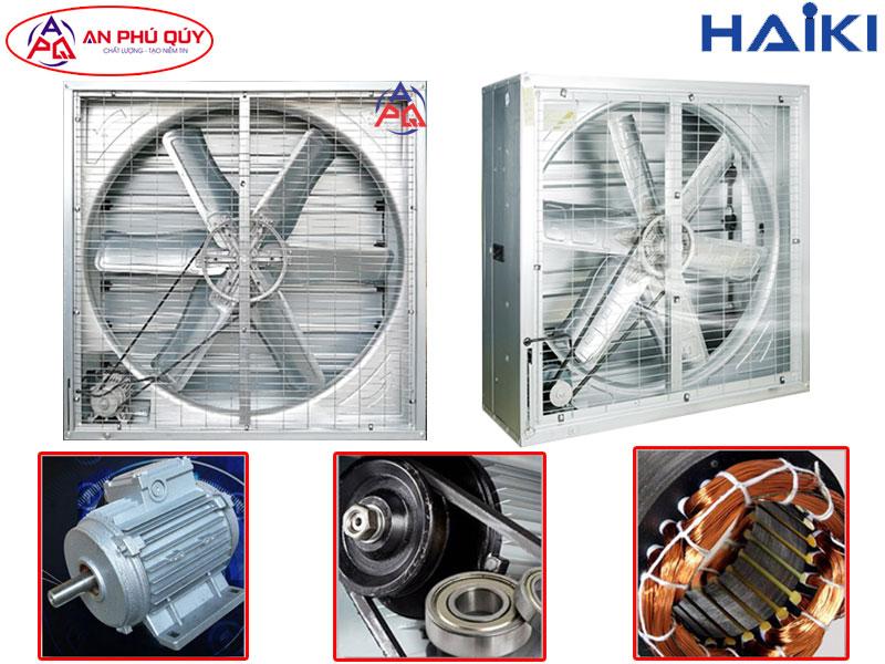 Quạt hút gió vuông Haiki LF800