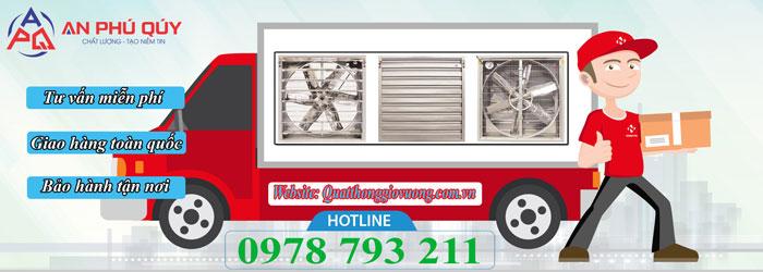Quạt thông gió vuông công nghiệp 800×800 giá rẻ - 1