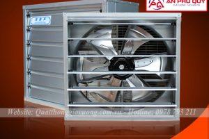 Quạt thông gió công nghiệp 600×600 mua ở đâu giá rẻ?