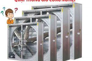 Giá quạt hút công nghiệp có gì biến động sau đại dịch Covid 19